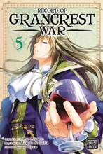 Image: Record of Grancrest War Vol. 05 SC  - Viz Media LLC