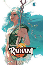Image: Radiant Vol. 08 GN  - Viz Media LLC