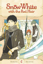 Image: Snow White with the Red Hair Vol. 04 SC  - Viz Media LLC