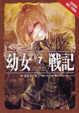 Image: Saga of Tanya the Evil Light Novel Vol. 07 SC  - Yen On