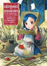 Image: Ascendance of a Bookworm Light Novel Vol. 02: Part 1 SC  - J-Novel Club