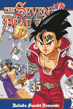 Image: Seven Deadly Sins Vol. 35 SC  - Kodansha Comics