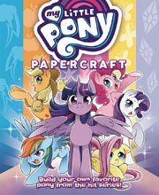 Image: My Little Pony: Friendship Is Magic Papercraft SC  - Seven Seas Entertainment LLC