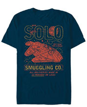 Image: Star Wars T-Shirt: Solo Smuggling Co  (XL) - Fifth Sun