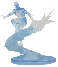Image: Marvel Premier Collection Statue: Iceman  - Diamond Select Toys LLC