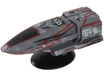 Image: Star Trek Discovery Figure Magazine #19 (Discovery Shuttle) - Eaglemoss Publications Ltd