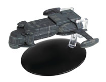 Image: Star Trek Official Starships Collection: SS Lakul NFT-7793 #162 - Eaglemoss Publications Ltd