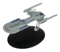 Image: Star Trek Starships Figure Magazine #164 (USS Excelsior Nilo Rodis Concept) - Eaglemoss Publications Ltd