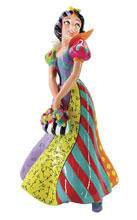 Image: Britto Figure: Snow White  (8-inch) - Enesco Corporation