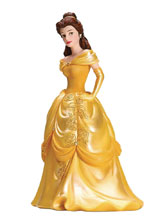 Image: Disney Showcase Couture De Force Figure: Belle  (8-inch) - Enesco Corporation