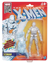 Image: X-Men Legends Retro Action Figure Case: Iceman  (6-inch) - Hasbro Toy Group