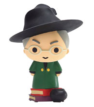 Image: Harry Potter Charms Figurine: McGonagall  (3.5-inch) - Enesco Corporation
