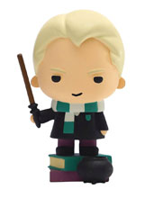 Image: Harry Potter Charms Figurine: Draco  (3.5-inch) - Enesco Corporation