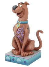 Image: Jim Shore Figure: Scooby Doo  (7.5-inch) - Enesco Corporation