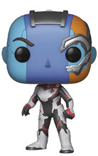Image: Pop! MarvelVinyl Bobble-Head 456: Avengers - Nebula  - Funko