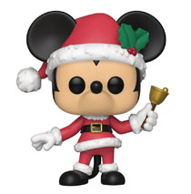 Image: Pop! Disney Holiday Vinyl Figure: Mickey  - Funko