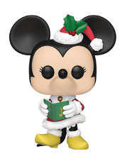 Image: Pop! Disney Holiday Vinyl Figure: Minnie  - Funko
