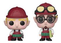 Image: Pop! Funko Holiday Vinyl Figure 2-Pack: Randy & Rob  - Funko