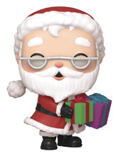 Image: Pop! Funko Holiday Vinyl Figure: Santa Claus  - Funko