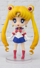 Image: Sailor Moon Figuarts Mini-Figure: Sailor Moon  - Tamashii Nations