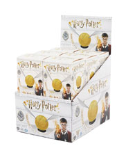 Image: 4D Harry Potter 3-Inch Snitch Puzzle 12-Count Display  - 4D Cityscape, Inc