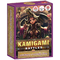 Image: Kamigami Battles DBG Expansion: Avatars Cosmic Fire  - Japanime Games