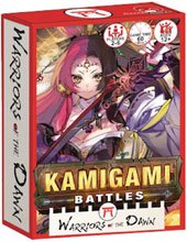 Image: Kamigami Battles DBG Expansion: Warriors of Dawn  - Japanime Games