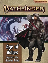 Image: Pathfinder Adventure Path: Age of Ashes  (P2) Vol. 05 - Paizo Inc
