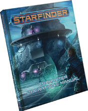 Image: Starfinder RPG: Character Operations Manual HC  - Paizo Inc