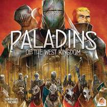 Image: Paladins of the  West Kingdom Board Game  - Renegade Game Studio