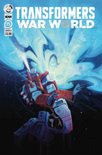 Image: Transformers #25 (cover B - Anna Malkova) - IDW Publishing