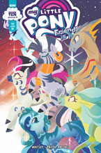 Image: My Little Pony: Friendship Is Magic #92 (incentive 1:10 cover - JustaSuta) - IDW Publishing