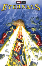Image: Eternals #1 (variant cover - Alex Ross)  [2020] - Marvel Comics