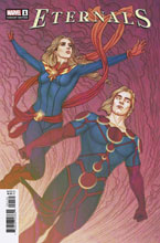 Image: Eternals #1 (incentive 1:100 cover - Frison)  [2020] - Marvel Comics