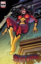 Image: Spider-Woman #6 (variant cover - Lupacchino) - Marvel Comics