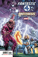 Image: Fantastic Four: Antithesis #4 - Marvel Comics