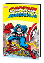 Image: Captain America by Jack Kirby Omnibus HC  (new printing) - Marvel Comics