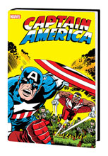 Image: Captain America by Jack Kirby Omnibus HC  (variant DM cover - Jack Kirby) (new printing) - Marvel Comics