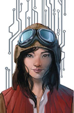 Image: Star Wars: Doctor Aphra Omnibus Vol. 01 HC  (variant DM cover - Ashley Witter) - Marvel Comics