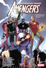 Image: Avengers by Jason Aaron Vol. 01 HC  - Marvel Comics
