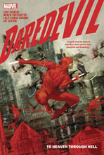 Image: Daredevil by Chip Zdarsky Vol. 01: To Heaven Through Hell HC  - Marvel Comics