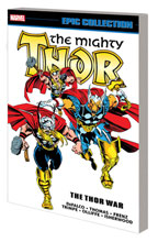 Image: Thor Epic Collection: Thor War SC  - Marvel Comics