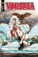 Image: Vampirella Vol. 05 #16 (incentive 1:20 cover - Gunduz Color) - Dynamite