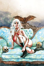 Image: Vampirella Vol. 05 #16 (incentive 1:30 cover - Gunduz virgin) - Dynamite