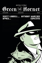 Image: Green Hornet Vol. 03 #5 (incentive 1:10 cover - Marques B&W) - Dynamite