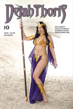 Image: Dejah Thoris [2019] #10 (cover D - Tasha Uk Cosplay) - Dynamite