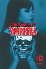 Image: Vengeance of Vampirella Vol. 02 #12 (incentive 1:40 cover - Oliver Tinted) - Dynamite