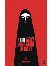 Image: A Girl Walks Home Alone at Night #1 (cover A - Deweese) - Behemoth Comics