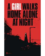 Image: A Girl Walks Home Alone at Night #1 (incentive 1:5 cover - Deweese) - Behemoth Comics