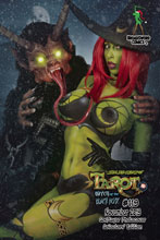 Image: Tarot: Witch of the Black Rose #119 (Cosplayer photo deluxe edition) - Broadsword Comics